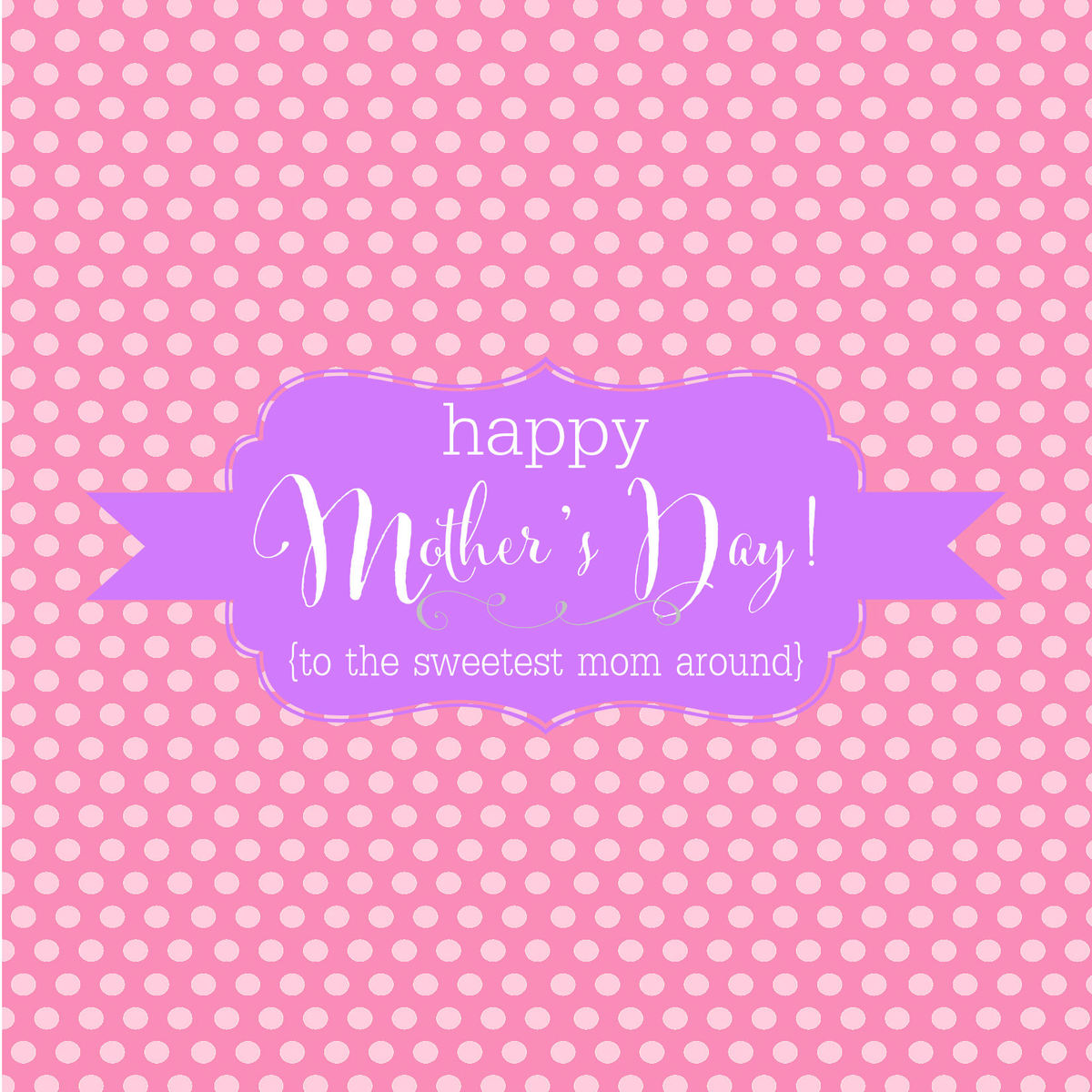 Mother S Day Candy Bar Wrappers