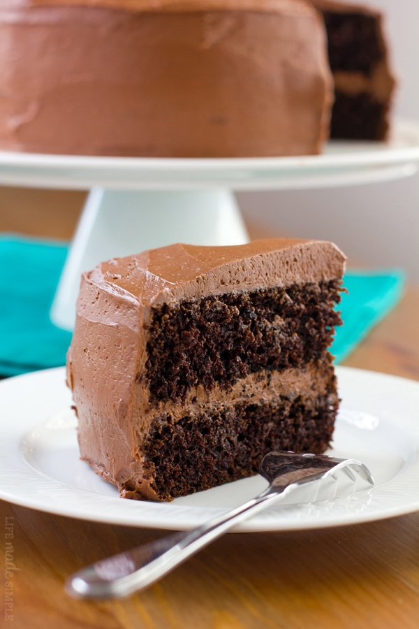 Classic Layer Chocolate Cake recipe