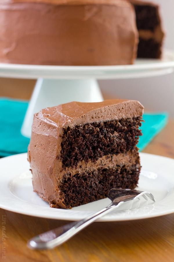 Classic Layer Chocolate Cake recipe