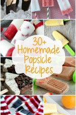 30+ Homemade Popsicle Recipes