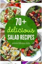 70+ BEST Salad Recipes