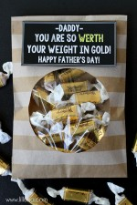 WERTH Your Weight in Gold Gift