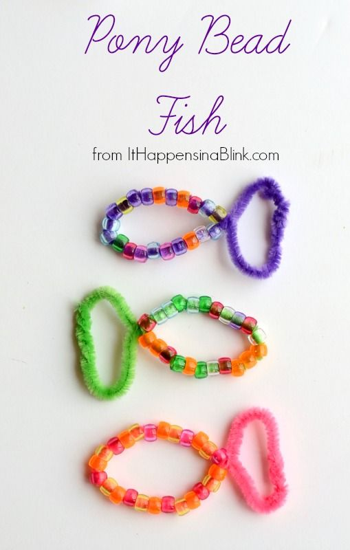 A collection of fun and quick crafts, perfect to keep the kids busy during the summer! Check it out on { lilluna.com } !!