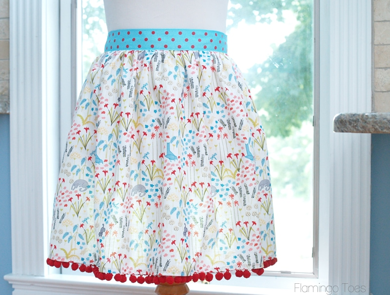 Easy diy apron