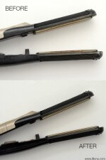 How to Clean Your Curling Iron 3