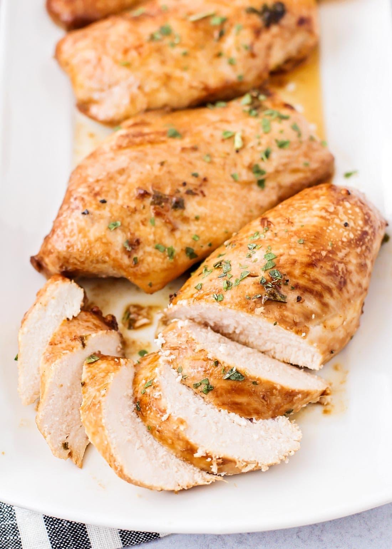 Baked chicken marinade