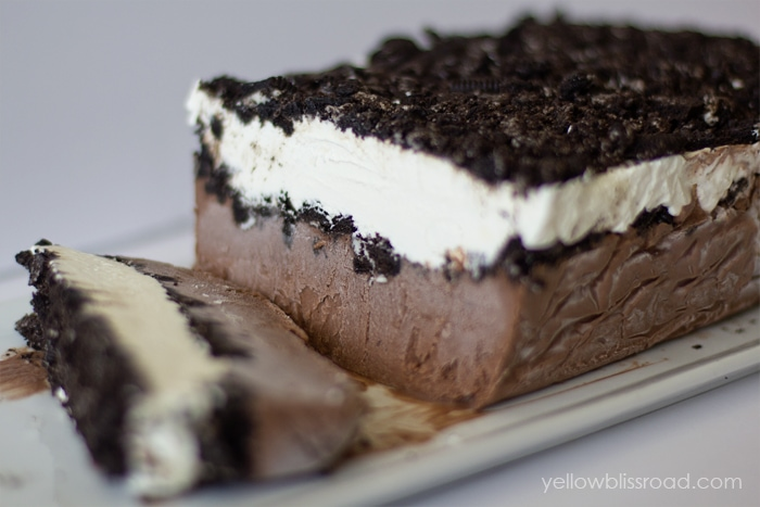 Oreo Chocolate Pudding Cool Whip Cake