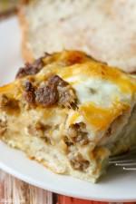 Biscuit Egg Casserole recipe