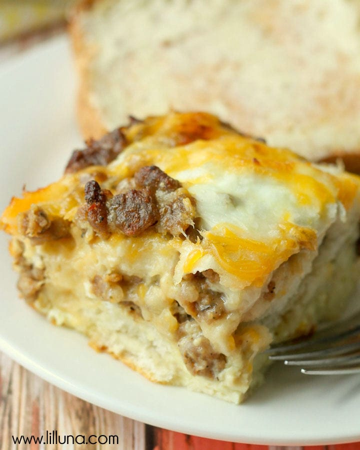 Easy Breakfast Casseroles