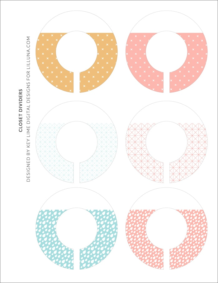 image regarding Printable Closet Dividers identify Totally free Little ones Closet Dividers
