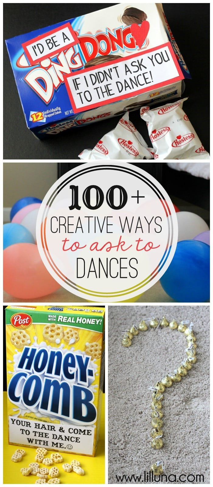 100+ Creative Ways To Ask To Dances  A Mustsee List On {