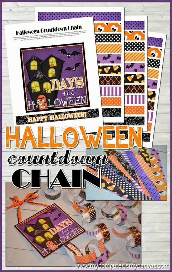 A fun collection of 65+ FREE Halloween Printables!! A must see roundup on { lilluna.com }! Use as decor, on treats, for gifts, so many ways to use these prints.