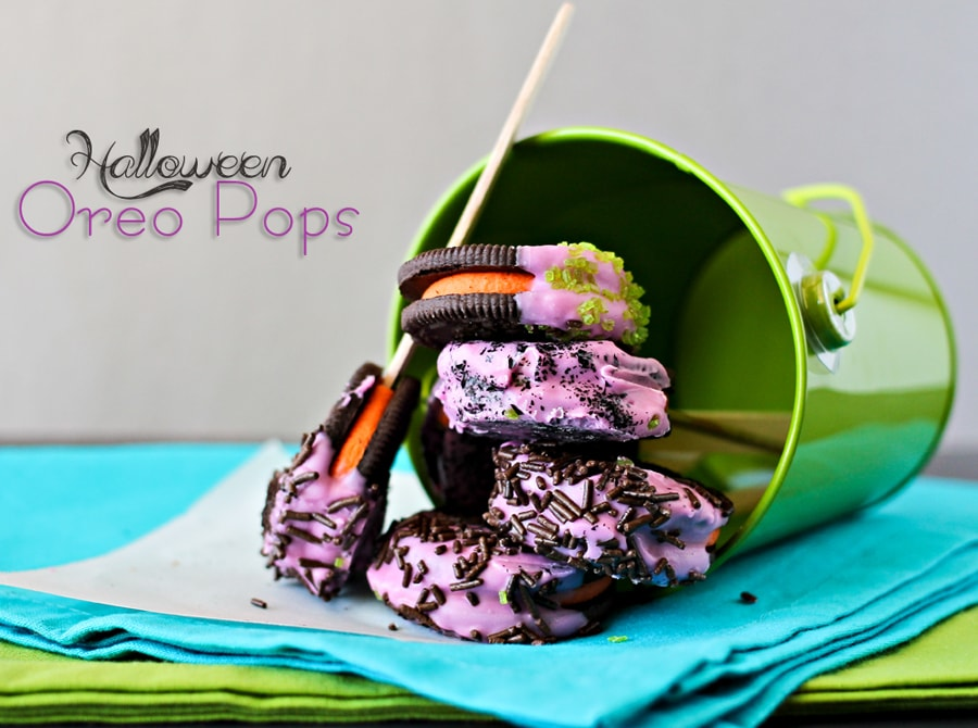 Halloween Pops recipe