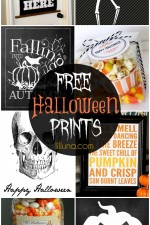 65+ FREE Halloween Printables!! A must see roundup on { lilluna.com }!