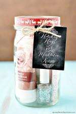 Christmas Jar Gift
