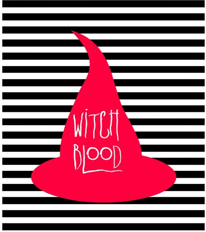 FREE Halloween Soda Pop Labels Witch Blood - download on { lilluna.com } A fun way to change your sodas for your next Halloween get together!
