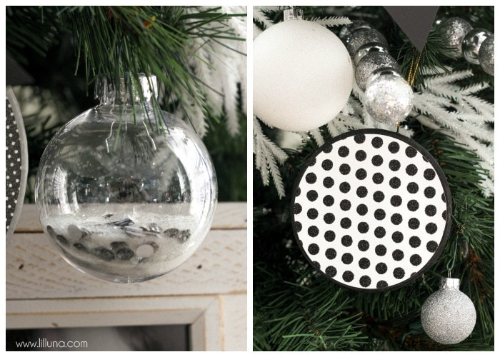 Tree Decorating Tips. Cute and inexpensive ideas to help as you decorate your Christmas tree!