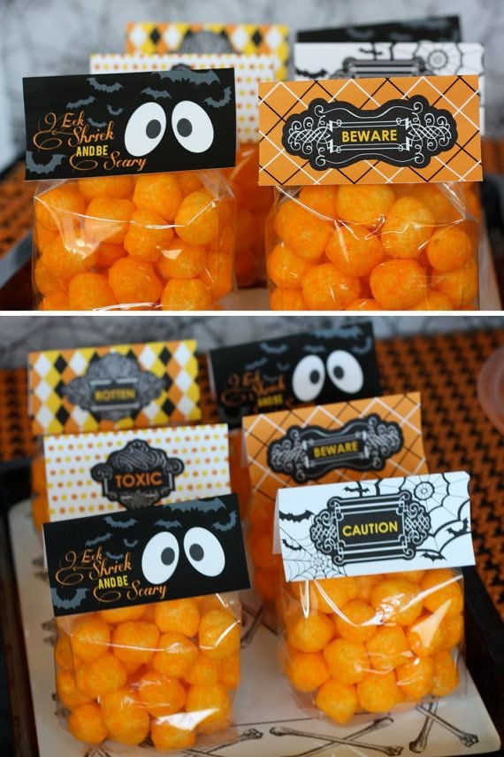 20 non candy halloween treats on lillunacom fun