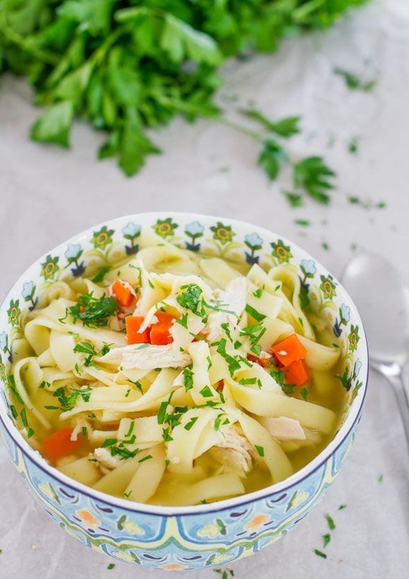 A MUST SEE roundup of 50+ soup recipes, just in time for fall!! { lilluna.com }