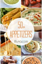 50+ Appetizer Recipes