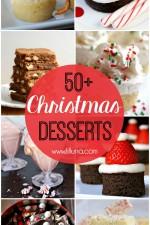 50+ Christmas Desserts