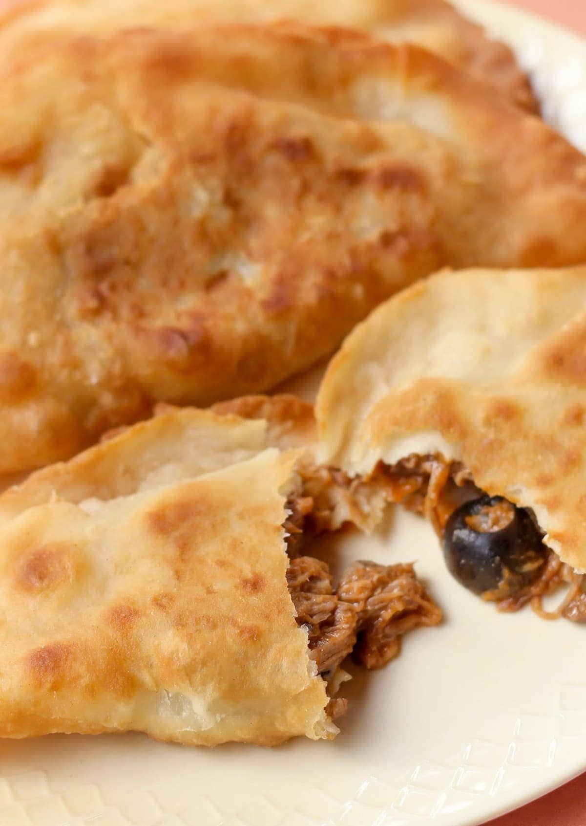 Empanada Recipe on a plate