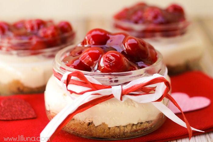 Cherry Cheesecake Delight
