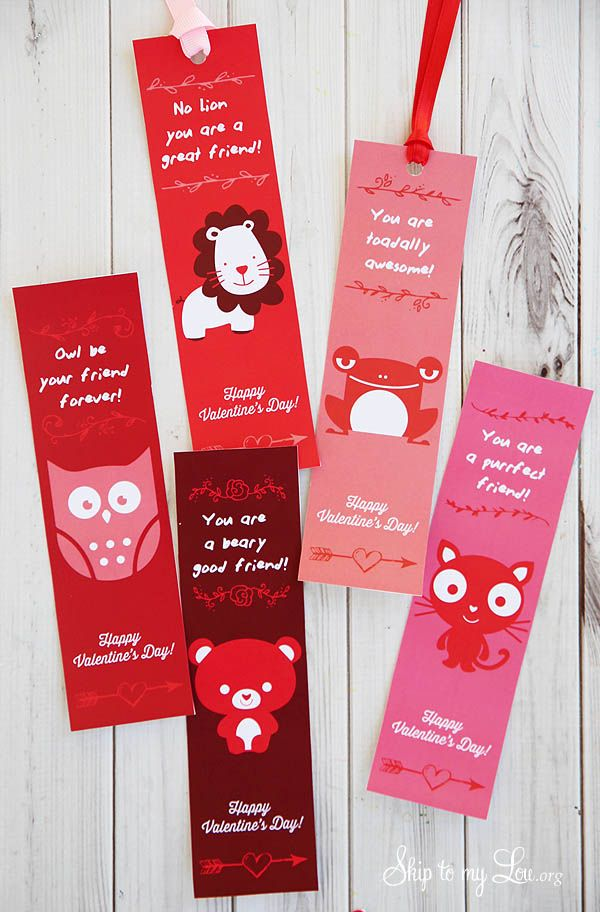 This is a photo of Handy Free Printable Valentines