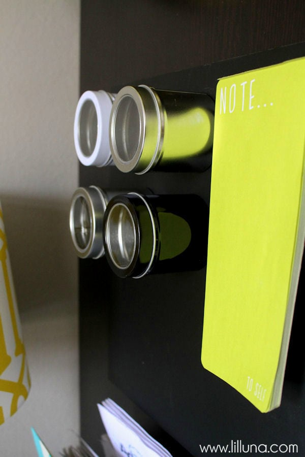 Craft Room Organization Ideas { lilluna.com } Great ideas to help inspire your own organization!!