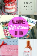 30+ Valentine's Gift Ideas for Him - a roundup of valentines gifts and treats for the hubby! { lilluna.com }