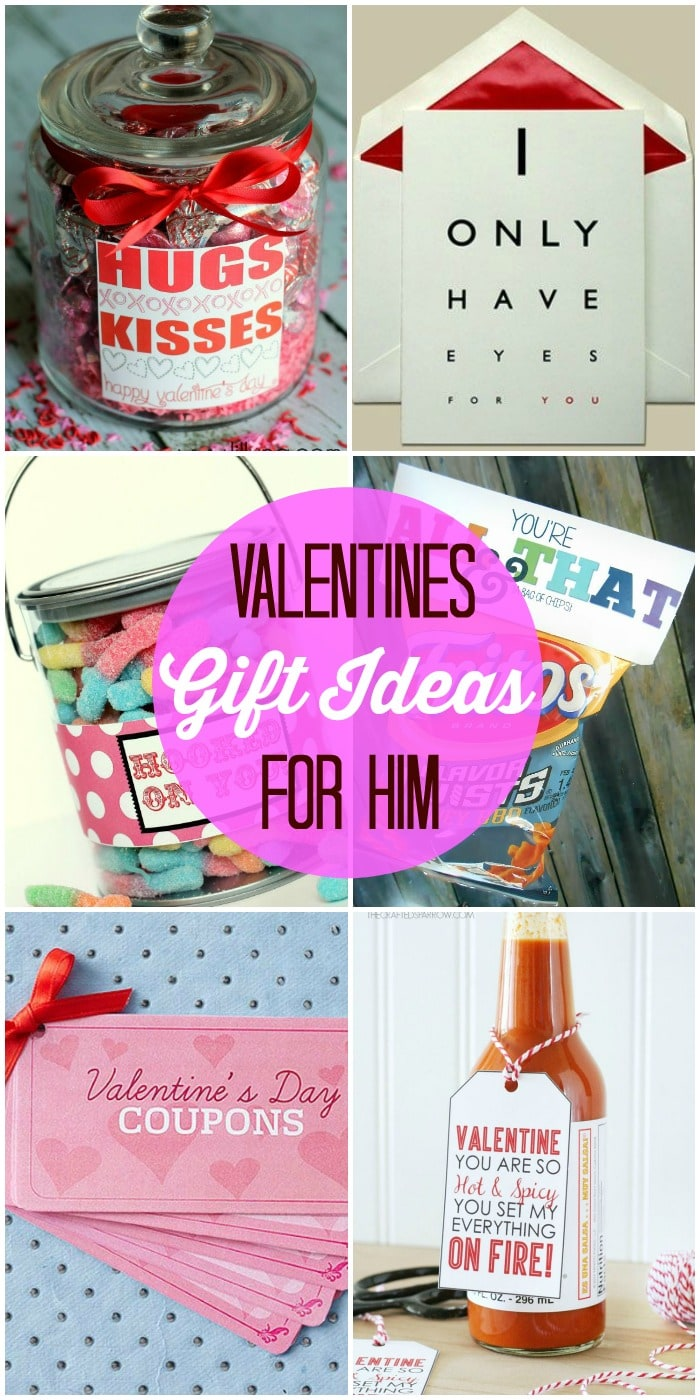 30 Valentine S Gift Ideas For Him A Roundup Of Valentines Gifts And Treats