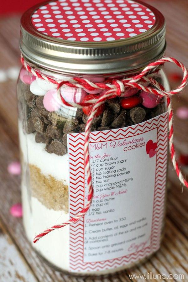Valentine S Cookie Jar Gift