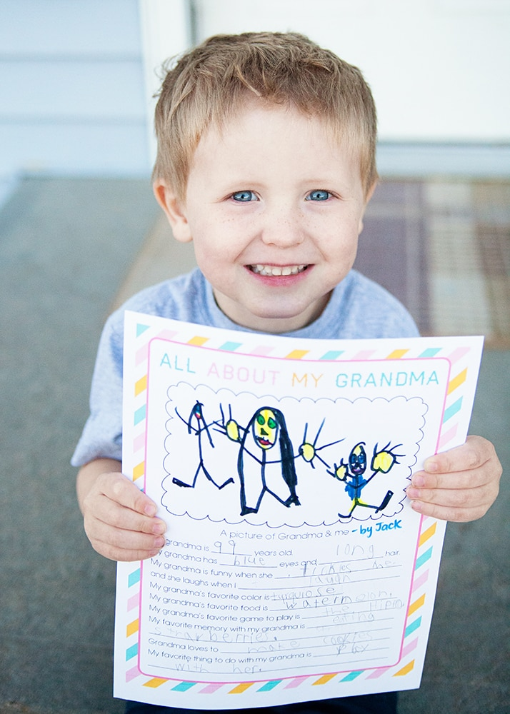 FREE Mother's Day Questionnaire Print { lilluna.com } Fun activity to do with mom or grandma!