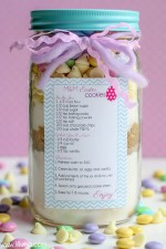Easter Cookie Jar Gift