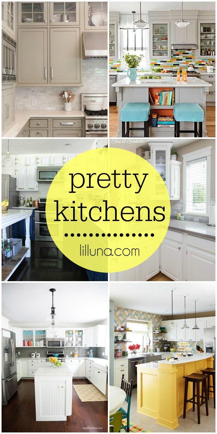 Pretty Kitchens Pretty Kitchens
