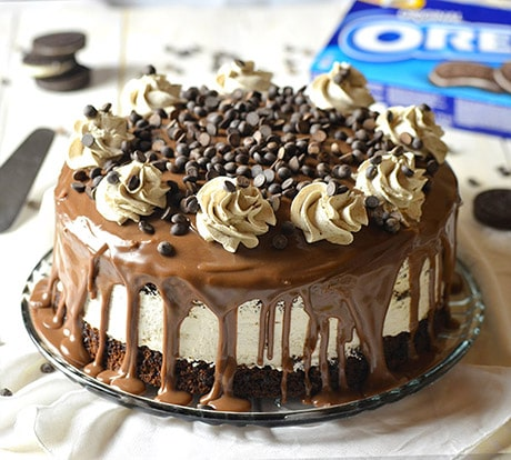 Butter And Chocolate Cake Topping