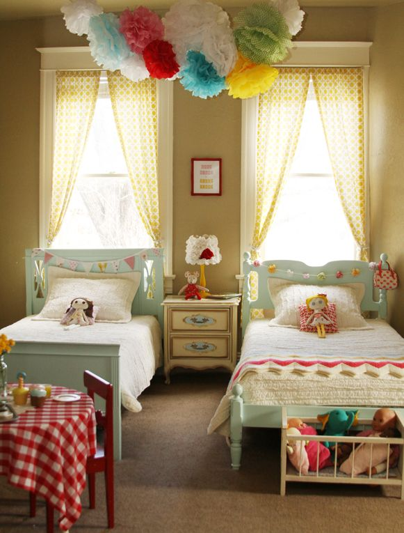 Girls Room Inspiration on Room Girl  id=32325