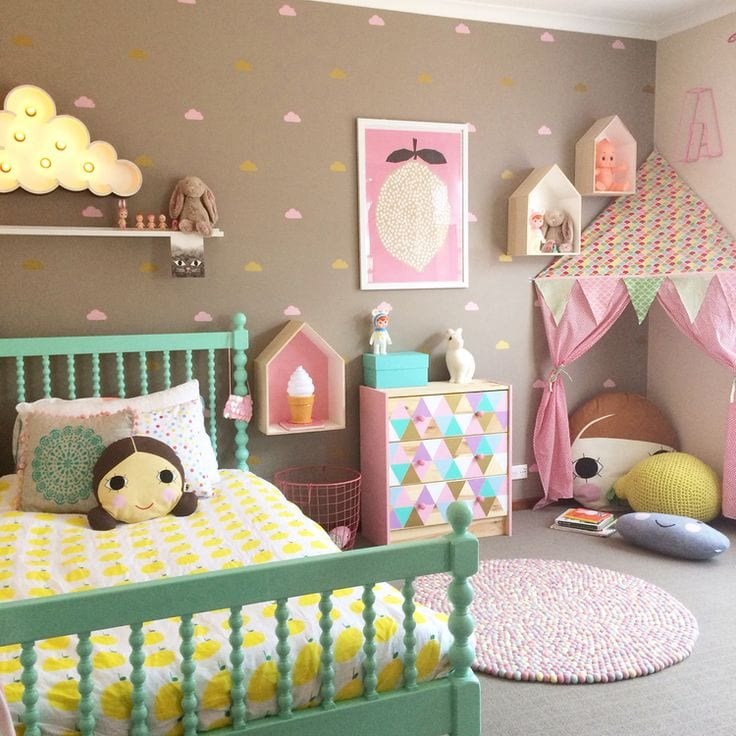 Girls Room: Girls Room Inspiration