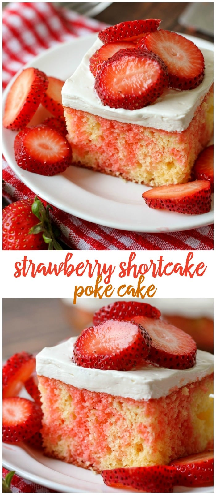 Strawberry Punch Bowl Cake Calories