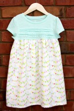 Simple T-Shirt Dress Tutorial