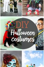 30+ DIY Halloween Costumes