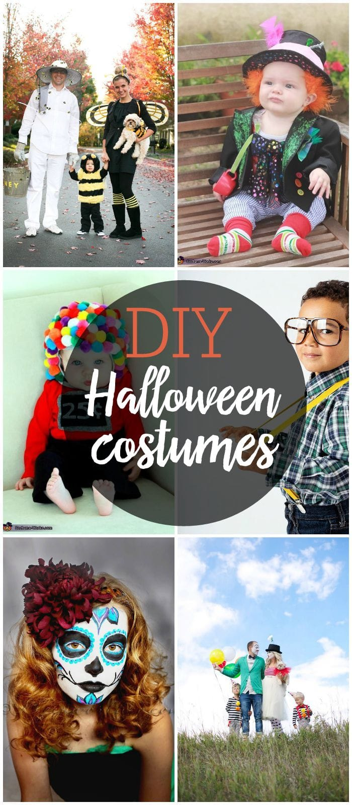 50 diy halloween costume ideas lil 39 luna. Black Bedroom Furniture Sets. Home Design Ideas
