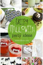35+ Halloween Party Ideas