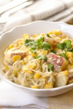Creamy Southwest Chicken Chowder