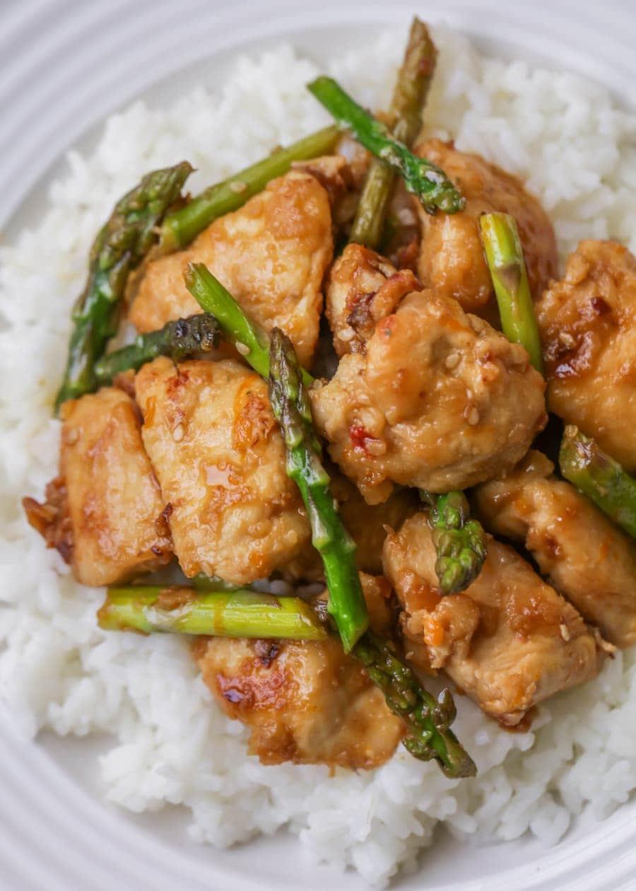 One of our favorite Orange Chicken recipes.