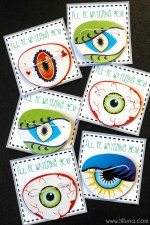 Halloween Penny Gifts – Eye Patches