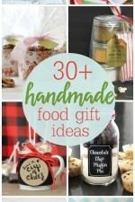 Handmade Food Gift Ideas – 2015 collection