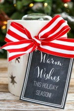 Candle Gift Idea + Holiday Gifts with BHG