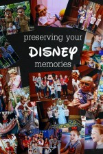 Preserving your Disney Memories