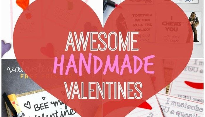 30+ Handmade Valentines Ideas